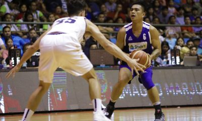 Tiebreaker Times Jio Jalalon notches elusive triple-double Basketball News PBA  PBA Season 43 Jio Jalalon 2018 PBA All-Star Game