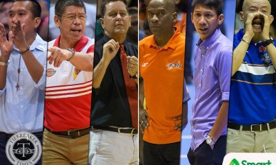 Philippine Sports News - Tiebreaker Times MVP Group tacticians to coach SMART All-Stars Basketball News PBA  Yeng Guiao Norman Black Nash Racela 2018 PBA All-Star Game