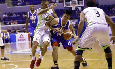 Philippine Sports News - Tiebreaker Times Kiefer Ravena on NLEX's struggles: 'I guess we're trying too hard' Basketball News PBA  PBA Season 43 NLEX Road Warriors Kiefer Ravena 2018 PBA Commissioners Cup