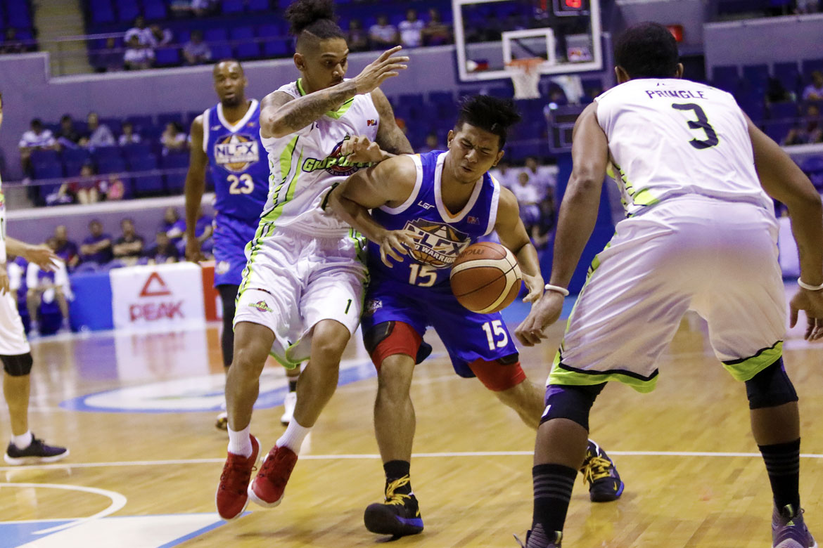 Tiebreaker Times Kiefer Ravena on NLEX's struggles: 'I guess we're trying too hard' Basketball News PBA  PBA Season 43 NLEX Road Warriors Kiefer Ravena 2018 PBA Commissioners Cup
