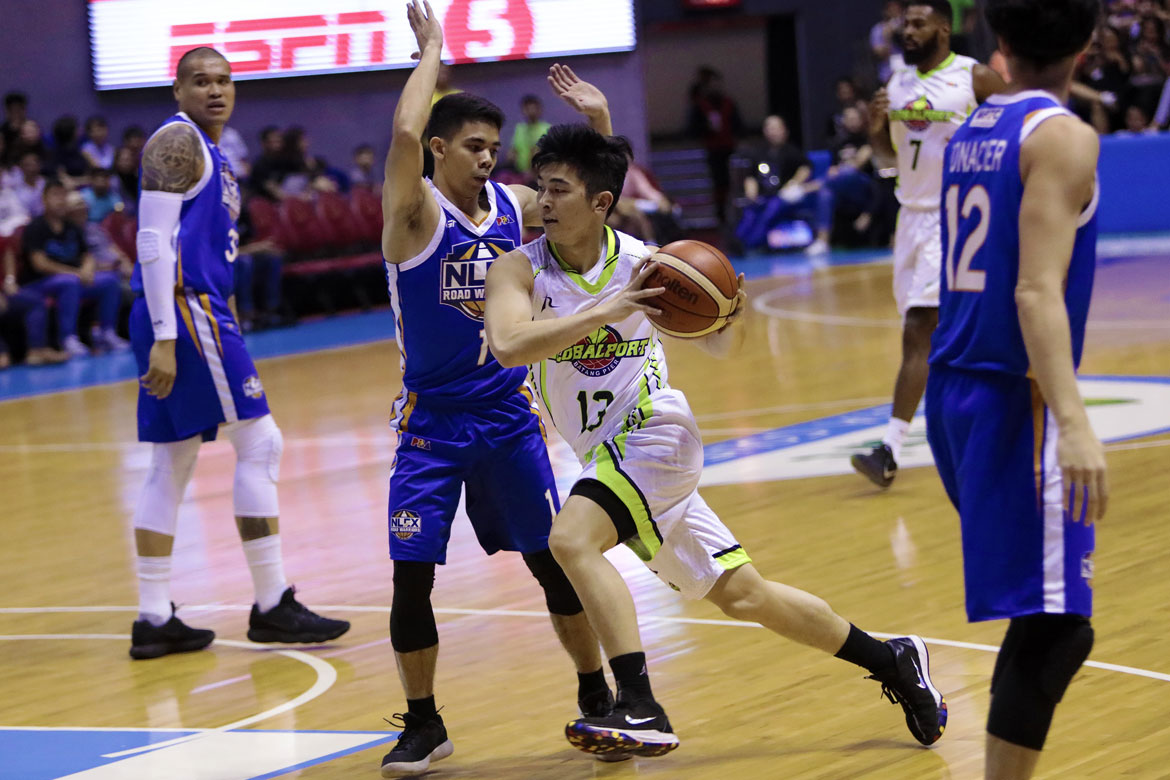 Tiebreaker Times Unexplainable feeling for Pao Javelona as he realizes his PBA dream Basketball News PBA  PBA Season 43 Pao Javelona Globalport Batang Pier 2018 PBA Commissioners Cup \