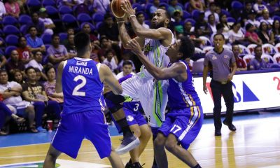 Philippine Sports News - Tiebreaker Times GlobalPort dismantles NLEX to get back on track Basketball News PBA  Yeng Guiao Stanley Pringle Sean Anthony Pido Jarencio PBA Season 43 NLEX Road Warriors Nico Elorde Mo Tautuaa Malcolm White Larry Fonacier Kiefer Ravena Globalport Batang Pier Amett Moultrie 2018 PBA Commissioners Cup