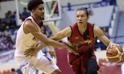 Philippine Sports News - Tiebreaker Times Loss to Columbian tested Rain or Shine's character, says Gabe Norwood Basketball News PBA  Rain or Shine Elasto Painters PBA Season 43 Gabe Norwood 2018 PBA Commissioners Cup