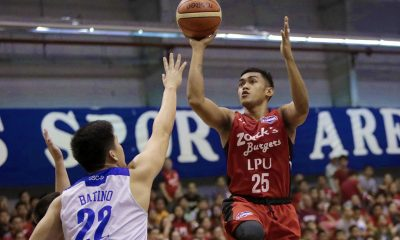 Tiebreaker Times MJ Ayaay on Jawbreakers' mentality on facing deficits: 'Yung nai-stroke nga nakakabagon eh' Basketball LPU News PBA D-League  Zark's-Lyceum Jawbreakers MJ Ayaay 2018 PBA D-League Season 2018 PBA D-League Aspirants Cup