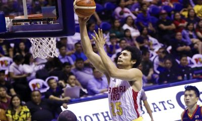 Philippine Sports News - Tiebreaker Times Loss to Phoenix more than just his missed lay-up, says Japeth Aguilar Basketball News PBA  PBA Season 43 Japeth Aguilar Barangay Ginebra San Miguel 2018 PBA Commissioners Cup