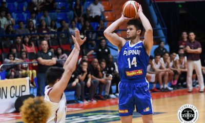 Tiebreaker Times Kobe Paras commits to UP Basketball News UAAP UP  UP Men's Basketball UAAP Season 82 Men's Basketball UAAP Season 82 Kobe Paras