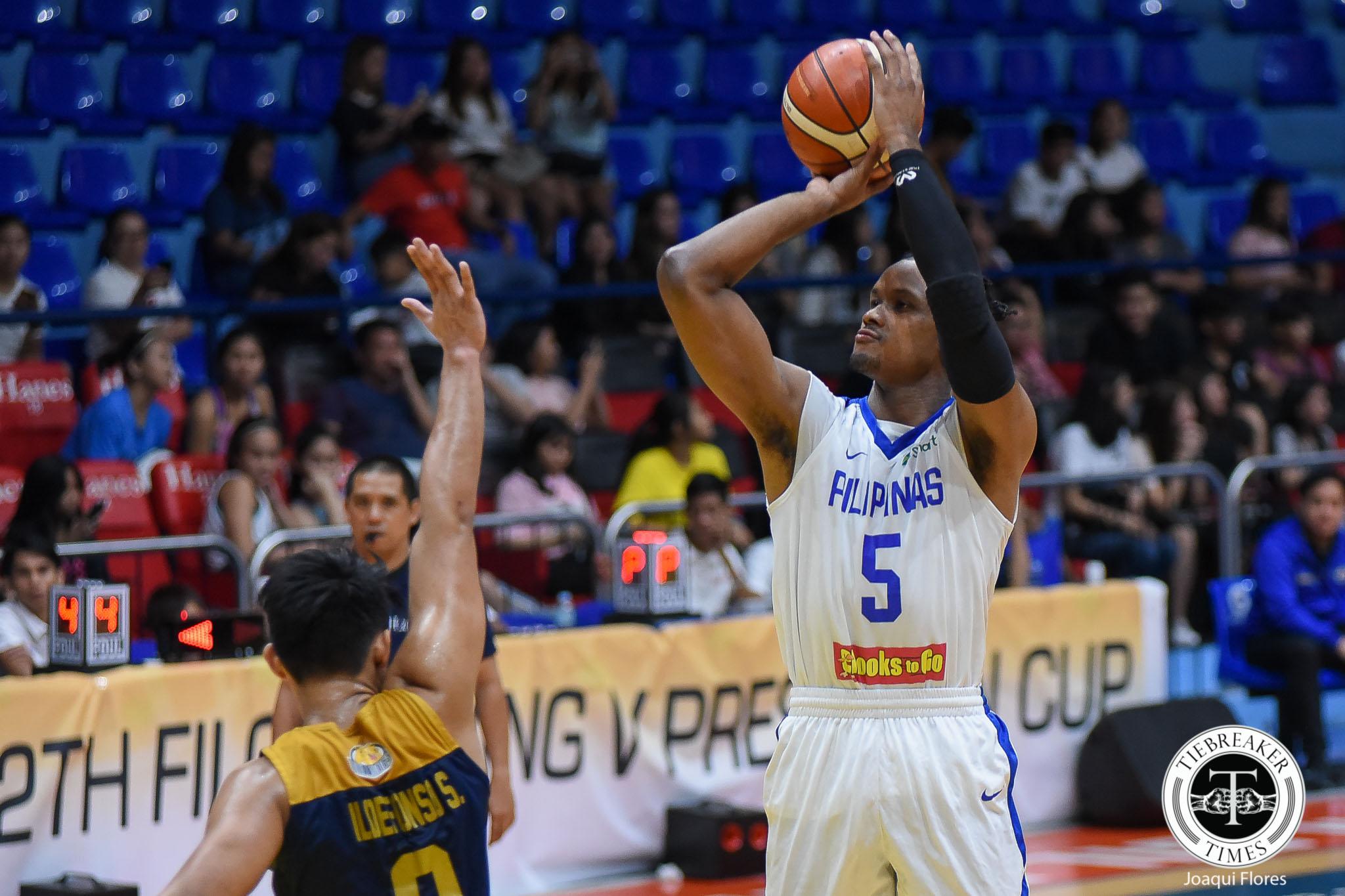 Tiebreaker Times Abu Tratter gives back to fellow Laguna-natives under total lockdown Basketball News PBA  PBA Season 45 Coronavirus Pandemic Abu Tratter