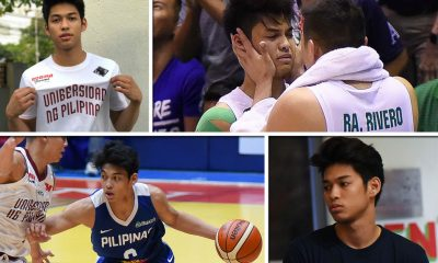 Philippine Sports News - Tiebreaker Times The Rebuilding of Ricci Rivero Basketball DLSU News UAAP UP  UP Men's Basketball UAAP Season 80 UAAP Seaosn 80 Men's Basketball Ricci Rivero DLSU Men's Basketball Aldin Ayo