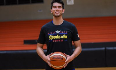 Tiebreaker Times Troy Rike honored as he finally realizes Gilas dream Basketball Gilas Pilipinas News  Troy Rike Gilas Cadets 2018 Filoil Preseason Cup