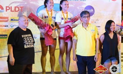 Tiebreaker Times SiPons glad to have last tune-up before SEA Games BVR News Volleyball  Cherry Rondina Bernadeth Pons 2019 Rebisco Beach Volleyball International Open 2019 BVR Season
