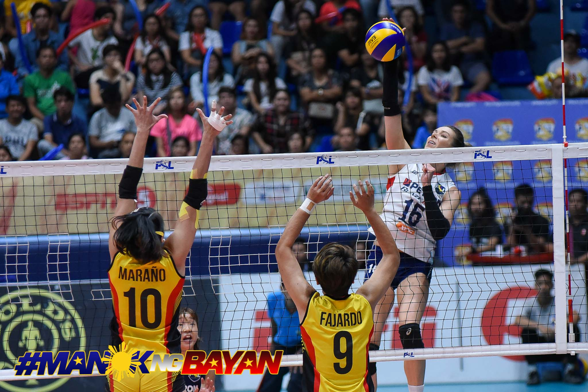 Tiebreaker Times Lindsay Stalzer moves to F2 Logistics for 6th PSL stint News PSL Volleyball  Stephanie Niemer Selime Ilyasoglu Rebecca Perry Petron Blaze Spikers Lisbet Reyes Lindsay Stalzer Kathering Bell Generika-Ayala Lifesavers Foton Tornadoes F2 Logistics Cargo Movers Erica Wilson Cortney Felinski Cignal HD Spikers 2019 PSL Season 2019 PSL Grand Prix
