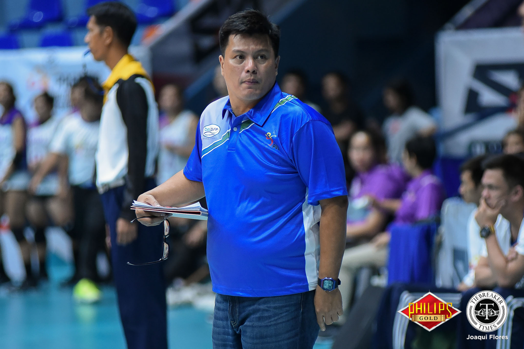 Tiebreaker Times Lady Bulldogs pull out of PVL News NU PVL Volleyball  NU Women's Volleyball Babes Castillo 2018 PVL Women's Collegiate Conference 2018 PVL Season