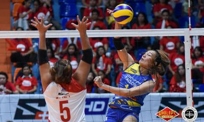 Philippine Sports News - Tiebreaker Times Tacloban avoids late meltdown against Petro Gazz News PVL Volleyball  Tacloban Fighting Warays Petro Gazz Angels Paneng Mercado Nes Pamilar Kyle Negrito Jovielyn Prado Jerry Yee Hyapa Amporn Eunice Galang Anastasiia Trach 2018 PVL Women's Reinforced Conference 2018 PVL Season