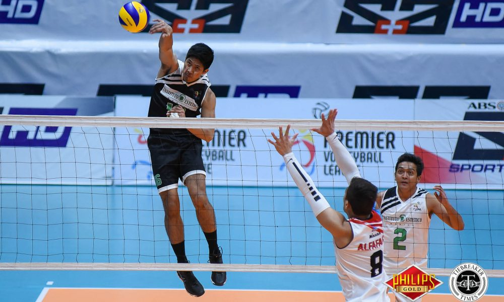 PVL Men IEM vs. PLDT – Dolor-9100