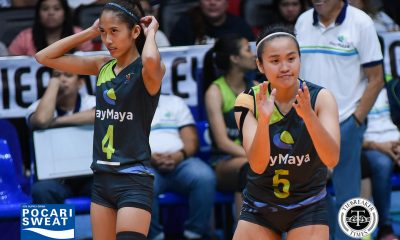 Philippine Sports News - Tiebreaker Times PayMaya zooms to second win, overwhelms Pocari Sweat-Air Force News PVL Volleyball  Tess Rountree Roger Gorayeb Pocari Sweat-Air Force Lady Warriors PayMaya High Flyers Myla Pablo Lizlee Ann Gata-Pantone Jerrili Malaban Jasper Jimenez Jasmine Nabor 2018 PVL Women's Reinforced Conference 2018 PVL Season