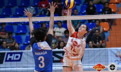 Tiebreaker Times Petro Gazz rallies to 3rd straight win at Pocari Sweat-Air Force's expense News PVL Volleyball  Pocari Sweat-Air Force Lady Warriors Petro Gazz Angels Olena Lymareva-Flink Myla Pablo Maddie Palmer Jerry Yee Jasper Jimenez Cienne Cruz Chie Saet Anastasiia Trach 2018 PVL Women's Reinforced Conference 2018 PVL Season