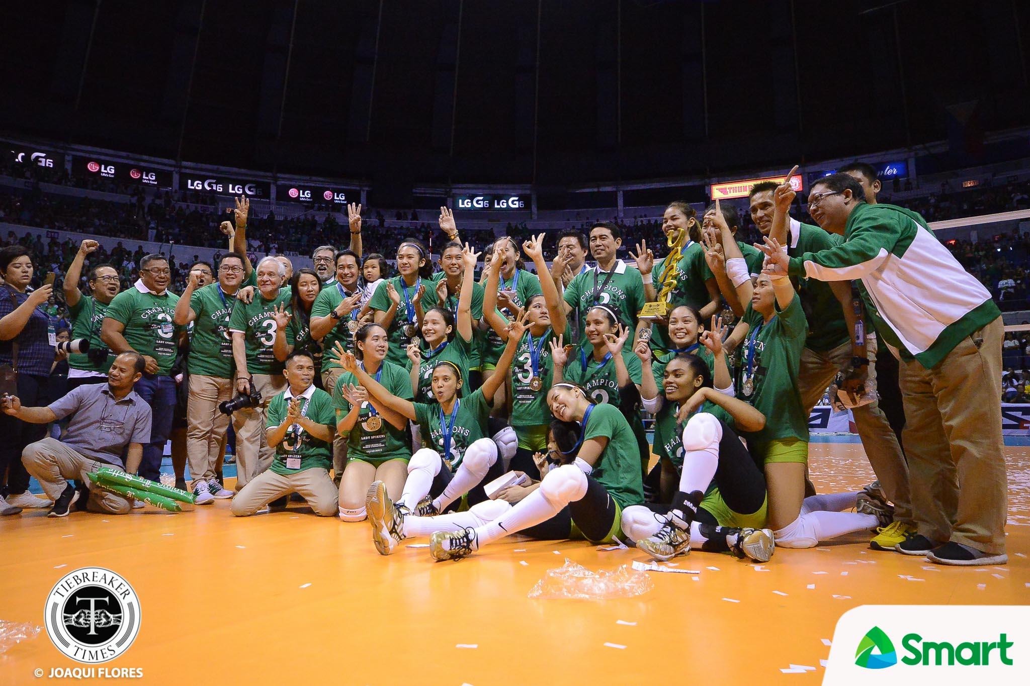 UAAP-80-Volleyball-DLSU-vs.-FEU-DLSU-champion-9526 I Love the 2010s: Best Teams of the Decade Basketball Football Gilas Pilipinas Mixed Martial Arts News ONE Championship PBA Philippine Azkals Softball Volleyball  - philippine sports news