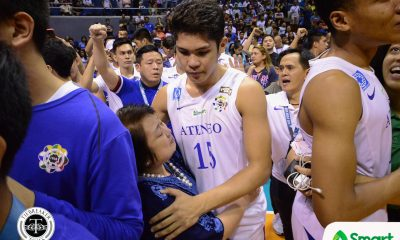 Tiebreaker Times Marck Espejo always knew Almadro would work his 'magic' with Ateneo Lady Eagles ADMU News UAAP Volleyball  UAAP Season 81 Women's Volleyball UAAP Season 81 Oliver Almadro Marck Espejo Ateneo Women's Volleyball