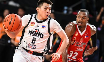Tiebreaker Times Paul Zamar vows to give best as he finally realizes PBA dreams ABL Basketball News PBA  PBA Season 43 Paul Zamar Mono Vampire Blackwater Elite 2018 PBA Commissioners Cup 2017-18 ABL Season