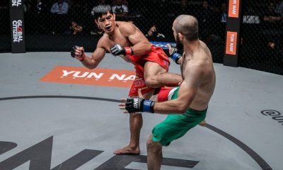Philippine Sports News - Tiebreaker Times Eduard Folayang makes triumphant return Mixed Martial Arts News ONE Championship  Sunoto Roel Rosauro ONE: Unstoppable Dreams Kharun Atlangeriev Eduard Folayang