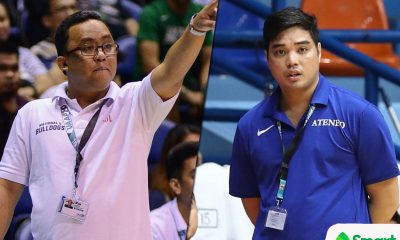 Philippine Sports News - Tiebreaker Times Jamike Jarin believes Joe Silva has always been ready for the seniors level Basketball News NU UAAP UE  UE Men's Basketball UAAP Season 81 Men's Basketball UAAP Season 81 NU Men's Basketball Joe Silva Jamike Jarin
