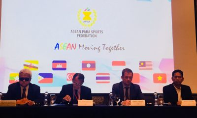 Tiebreaker Times Preparations for 10th ASEAN Para Games begin 2020 ASEAN Para Games News Para Sports  Philippine Paralympic Committee Mike Barredo