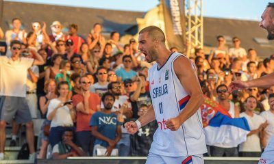Tiebreaker Times Serbia's biggest threat is themselves, says Dusan Bulut 2018 FIBA 3X3 World Cup 3x3 Basketball News  Serbia (Basketball) Dusan Bulut 2018 FIBA 3X3 World Cup - Men's