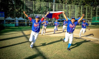 Tiebreaker Times Philippines remains as king of East Asia Baseball News  Romeo Jasmin Kiko Gesmundo Jennald Pareja Hong Kong (Baseball) Erwin Bosito 2018 BFA East Asia Cup