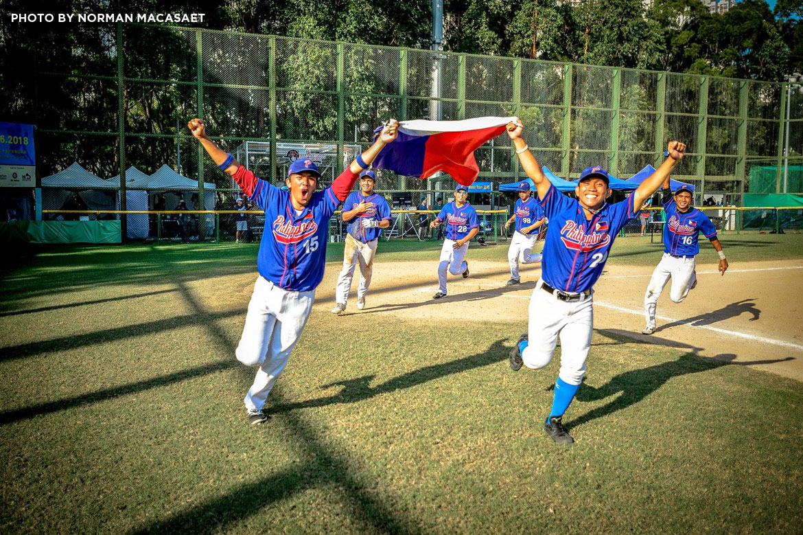 Tiebreaker Times Kiko Gesmundo, Philippines were out to prove that they deserve to be in Asiad Baseball News  Kiko Gesmundo 2018 BFA East Asia Cup 2018 Asian Games