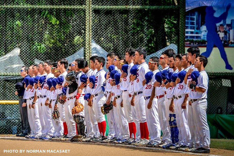 Tiebreaker Times Philippines remains as king of East Asia Baseball News  Romeo Jasmin Kiko Gesmundo Jennald Pareja Hong Kong (Baseball) Erwin Bosito 2018 BFA East Asia Cup