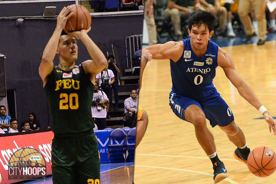 Tiebreaker Times FEU, Ateneo clash for inaugural City Hoops 25U crown ADMU Basketball FEU News SMART City Hoops  Sandy Arespacochaga Nash Racela FEU Men's Basketball Ateneo Men's Basketball 2018 SMART City Hoops Summer Classic 2018 SMART City Hoops Season