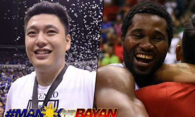 Tiebreaker Times Isaac Go, Donald Tankoua to be crowned as Pivotal Players of the Year ADMU Basketball NCAA News SBC UAAP  UAAP Season 80 Men's Basketball UAAP Season 80 San Beda Seniors Basketball NCAA Season 93 Seniors Basketball NCAA Season 93 Isaac Go Donald Tankoua Ateneo Men's Basketball 2018 Collegiate Awards