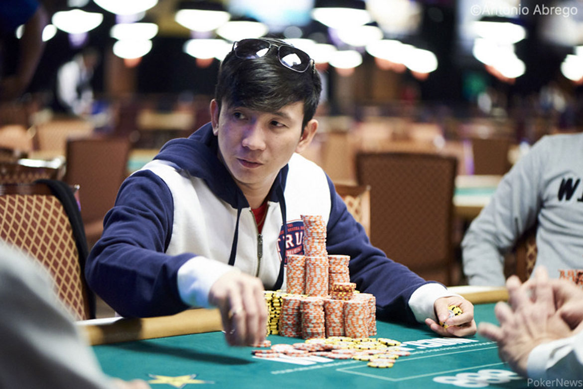 Tiebreaker Times First Time's the Charm: Mike Takayama cashes in first WSOP tourney News Poker  Mike Takayama 2018 WSOP