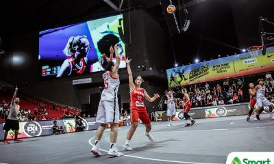Tiebreaker Times China, Spain lead women's side in 3X3 World Cup curtain-raiser 2018 FIBA 3X3 World Cup 3x3 Basketball News  Spain (Basketball) Marielle Giroud China (Basketball) 2018 FIBA 3x3 World Cup - Women's