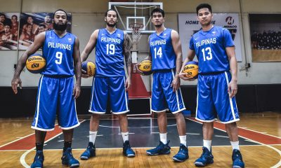Tiebreaker Times Gilas, Perlas to be equipped with 'Agimat' in 3X3 World Cup 2018 FIBA 3X3 World Cup 3x3 Basketball Gilas Pilipinas News Perlas Pilipinas  Troy Rosario Stanley Pringle Roger Pogoy Janine Pontejos Jack Animam Gemma Miranda Christian Standhardinger Afril Bernardino 2018 FIBA 3x3 World Cup - Women's 2018 FIBA 3X3 World Cup - Men's