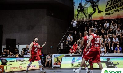 Tiebreaker Times Croatia, Poland emerge as early leaders in FIBA Men's 3X3 World Cup opener 2018 FIBA 3X3 World Cup 3x3 Basketball News  Poland (Basketball) Michael Hicks Latvia (Basketball) Estonia (Basketball) Croatia (Basketball) 2018 FIBA 3X3 World Cup - Men's
