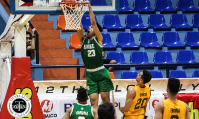 Tiebreaker Times TY Tang sees 'diamond in the rough' Justin Gutang as a future Gilas prospect Basketball CSB News  TY Tang Justin Gutang Benilde Seniors Basketball 2018 Filoil Premier Cup