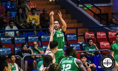 Tiebreaker Times Benilde bucks meltdown, upsets UP to advance to semis Basketball CSB News UP  Yankie Haruna UP Men's Basketball Unique Naboa TY Tang Ricky Dandan Paul Desiderio Justin Gutang Clement Leutcheu Bright Akhuetie Benilde Seniors Basketball 2018 Filoil Premier Cup