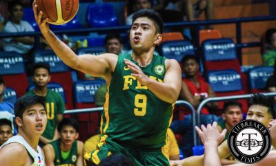 Tiebreaker Times Hubert Cani, FEU topple fancied La Salle to book Final Four ticket Basketball DLSU FEU News  Olsen Racela Louie Gonzalez Justine Baltazar Hubert Cani FEU Men's Basketball DLSU Men's Basketball Andrei Caracut Aljun Melecio 2018 Filoil Premier Cup