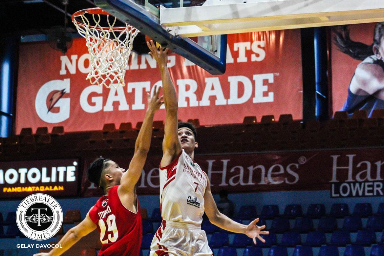2018-filoil-premier-cup-sbu-def-ue-calvin-oftana La Salle bounces back; Lyceum starts to pick up form AU Basketball CSJL DLSU EAC FEU LPU News NU UE UPHSD  - philippine sports news