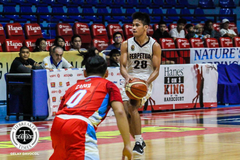 2018-filoil-premier-cup-uphsd-def-eac-jielo-razon La Salle bounces back; Lyceum starts to pick up form AU Basketball CSJL DLSU EAC FEU LPU News NU UE UPHSD  - philippine sports news