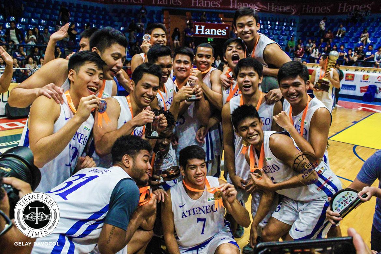 Tiebreaker Times Ateneo to represent Philippines in Jones Cup ADMU Basketball News  Tab Baldwin Chooks-to-Go Ateneo Men's Basketball 2018 Jones Cup