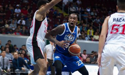 Tiebreaker Times Report: Arnett Moultrie out, Olu Ashaolu in as NLEX sets sights on Governor's Cup Basketball News PBA  PBA Season 43 Olu Ashaolu NLEX Road Warriors Arnett Moultrie 2018 PBA Commissioners Cup