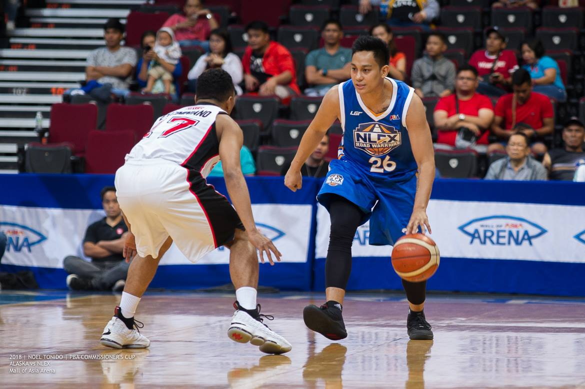 Tiebreaker Times Mac Tallo released by NLEX, to take act to Bacolod in MPBL Basketball MPBL News PBA  PBA Season 44 NLEX Road Warriors Mac Tallo Bacolod Masters 2019-2020 MPBL Lakan Cup 2019 PBA Commissioners Cup