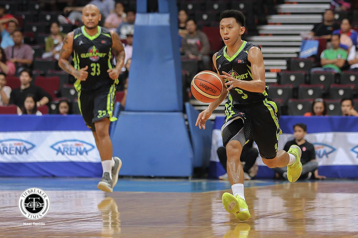 2018 pba commissioners cup – globalport def san miguel – nico elorde