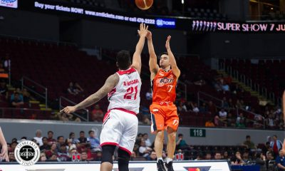 Tiebreaker Times Meralco obliterates also-ran Blackwater by 37 to book QF spot Basketball News PBA  PBA Season 43 Paul Zamar Norman Black Meralco Bolts Jared Dillinger Henry Walker Cliff Hodge Bong Ramos Blackwater Elite Arinze Onuaku Anjo Caram Allein Maliksi 2018 PBA Commissioners Cup