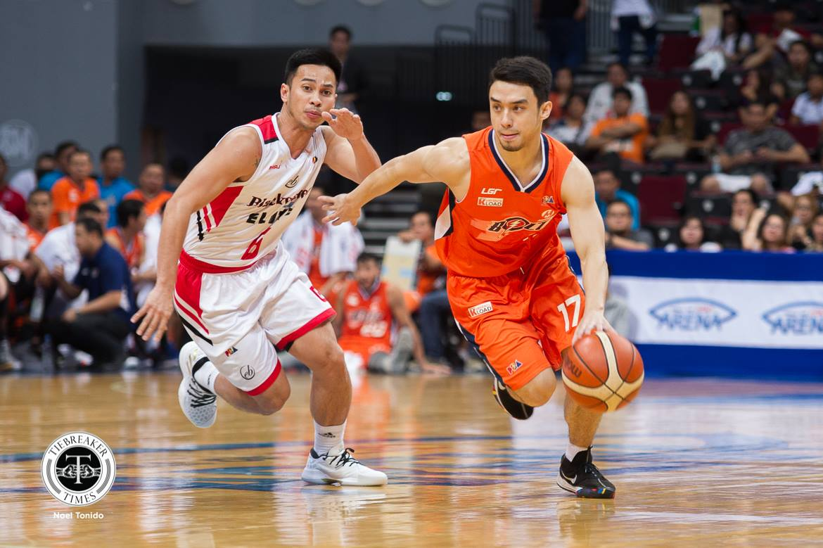 2018 pba commissioners cup – meralco def blackwater – anjo caram drive