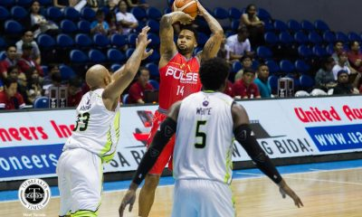 Tiebreaker Times Eugene Phelps makes PBA history with 30-20 triple-double Basketball News PBA  Phoenix Fuel Masters PBA Season 43 Eugene Phelps 2018 PBA Commissioners Cup
