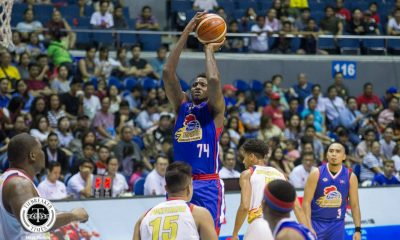 Tiebreaker Times Debuting Curtis Kelly rues 3-of-12 FTs: 'Those misses are inexcusable' Basketball News PBA  PBA Season 43 Magnolia Hotshots Curtis Kelly 2018 PBA Commissioners Cup