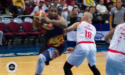 Tiebreaker Times Reggie Johnson, Rain or Shine rally from 19 down, keep Phoenix grasping Basketball News PBA  RJ Jazul Reggie Johnson Rain or Shine Elasto Painters Phoenix Fuel Masters PBA Season 43 Matthew Wright Louie Alas Jeff Chan James Yap Eugene Phelps Caloy Garcia Beau Belga 2018 PBA Commissioners Cup